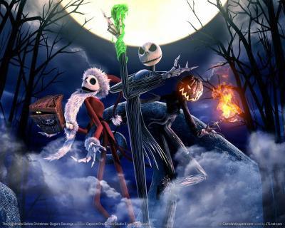 Halloween ou noël ?