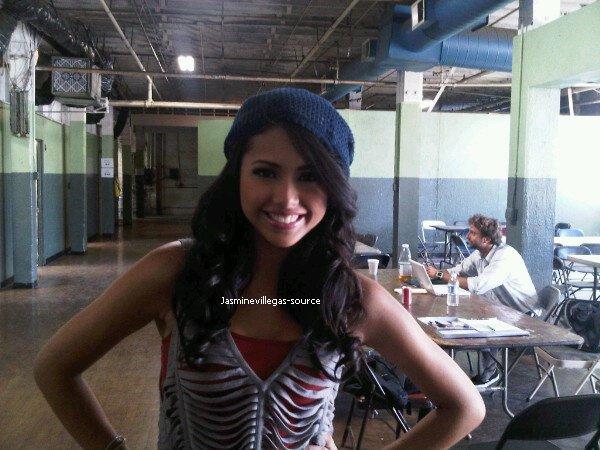 Nouveau photoshoot de Jasmine ! :)