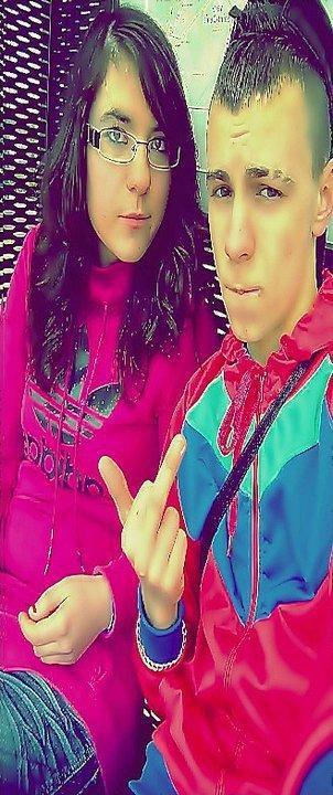 Ma soeur Làuràaw et Mathieù ♥