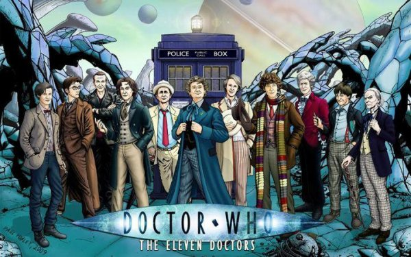 Doctor Who ?