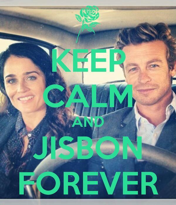 PatrickJaneForEver♥ Jisbon !