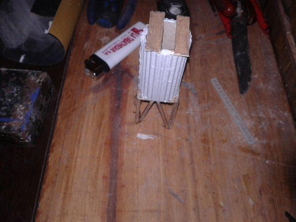 diorama   casse