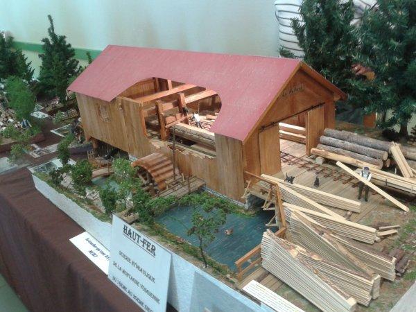 expo de diorama agricole a poussay