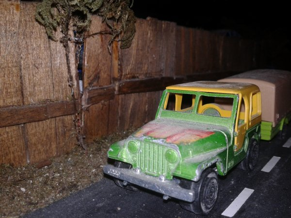 jeep majorette