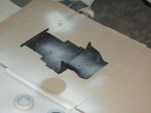 hz  en mode mise en peinture du toit et de la carrosserie