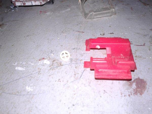 matchbox chevrolet corvette resto