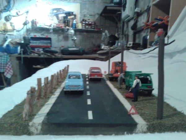 diorama N7
