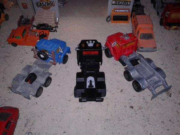 majorette camion  scania et ford L9000