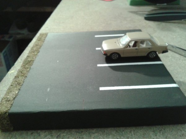 diorama parking