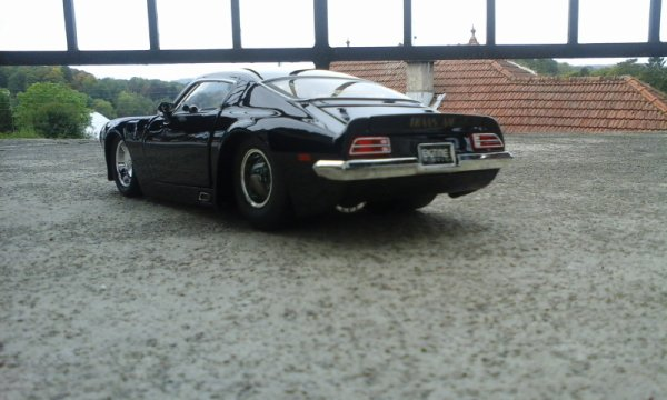 Jada Toys          Pontiac TRANS AM  1972