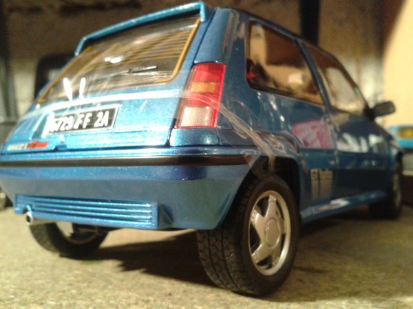 Norev R5 GT TURBO 1/18
