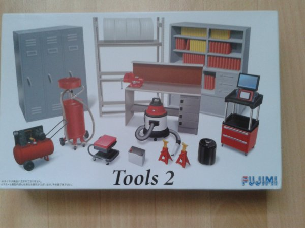 set outillages N°2 1/24