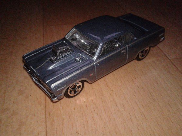 hot wheels chevrolet chevelle 64