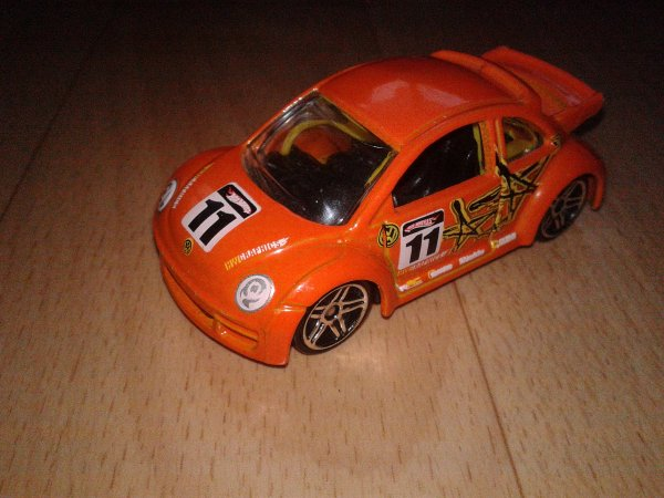 hot wheels vw new beeltle cup