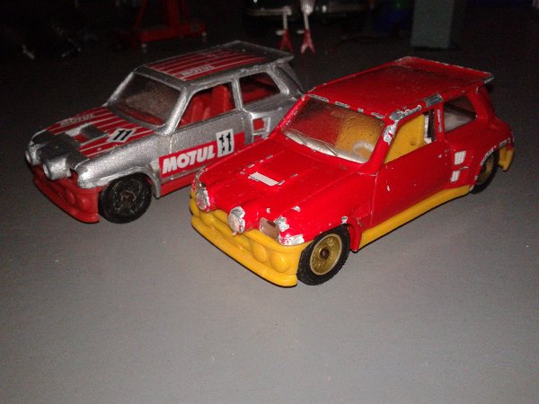 solido renault 5 turbo