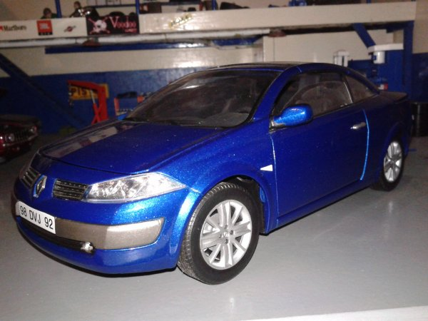 solido renault megane coupe 1/18