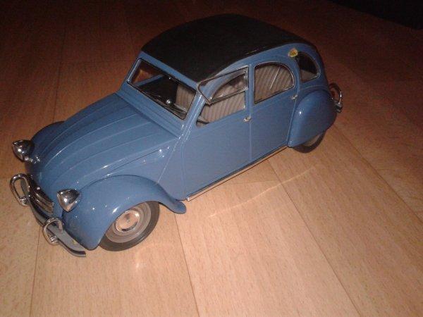 Solido Citroën 2 CV