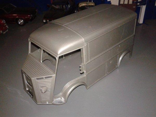 Solido Citroën HY