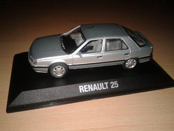 norev renault 25