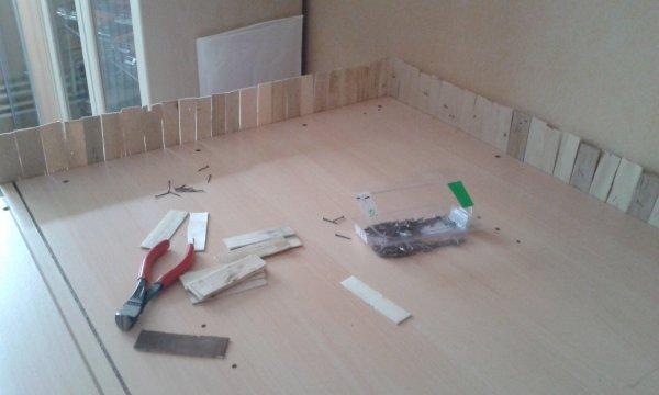 nouvelle casse majorette et autres construction