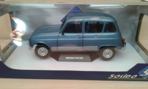 solido renault 4l