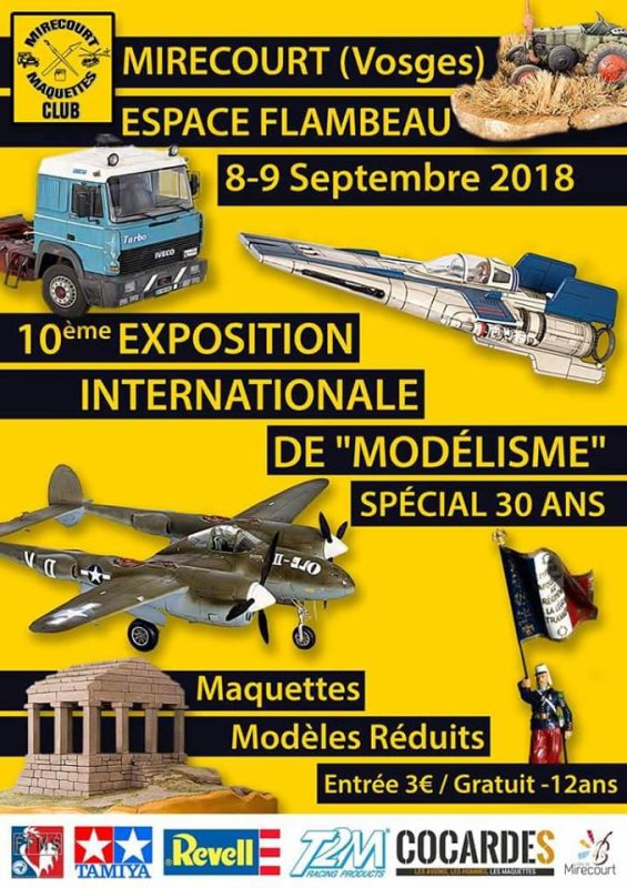 expo a Mirecourt
