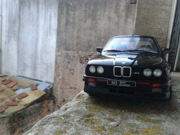 solido BMW E30 1/18