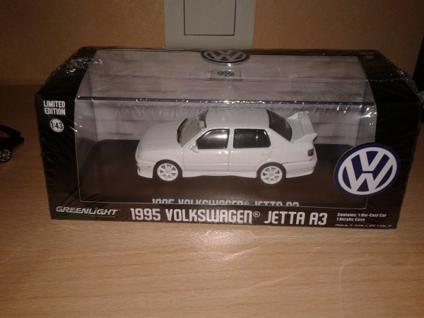 greenlight VW JETTA