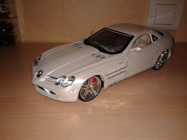 Mercedes-Benz SLR McLare