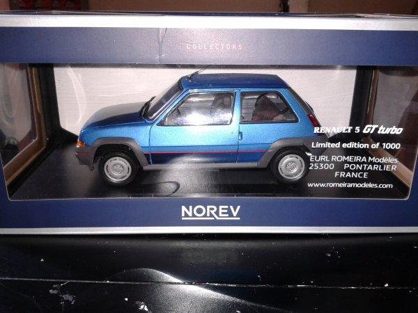 norev renault super 5 GT turbo