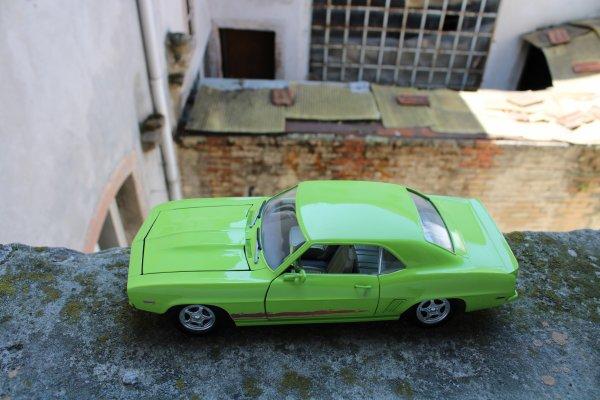 ERTL  Chevrolet Camaro 1969