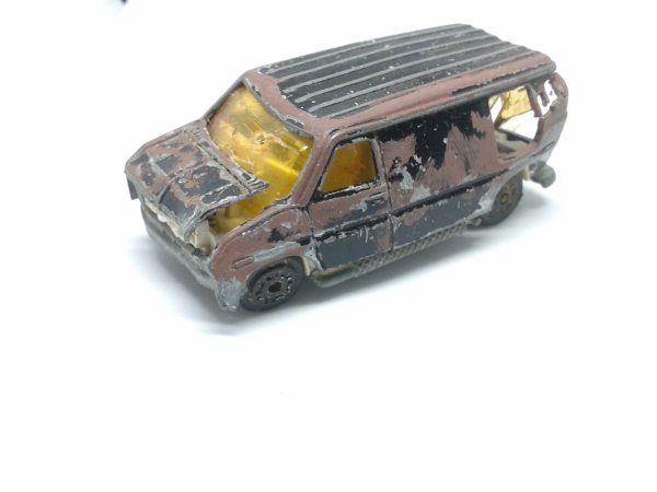 majorette fourgo ford econoline