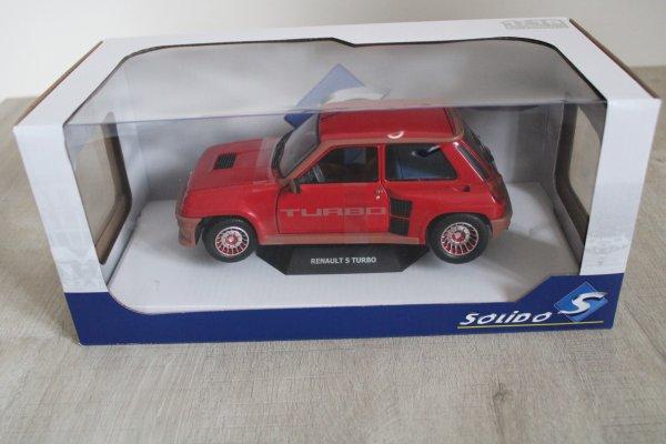 Solido Renault 5 Turbo