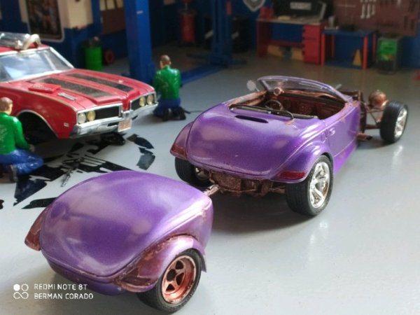 Plymouth prowler rat style