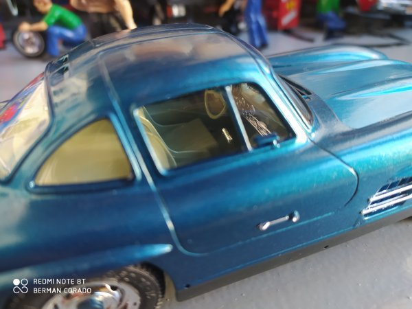 Mercedes 300 sl Rat style XS