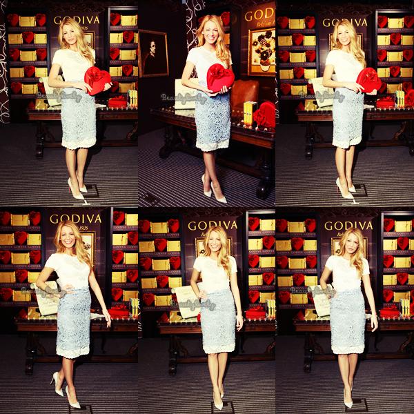 01/02 Blake a été aperçu sur le tournage de Gossip Girl à New York.