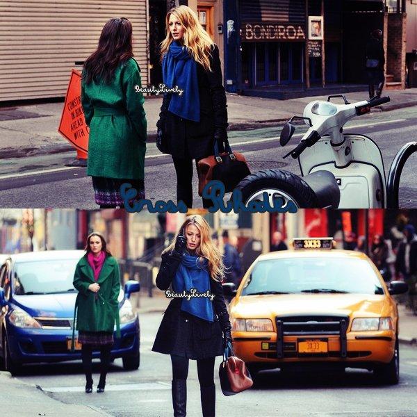 Découvre d'autres photos du photoshoot pour le magazine Elle et la video du shoot.