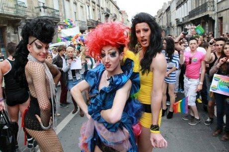 Gay Pride Paris 2014