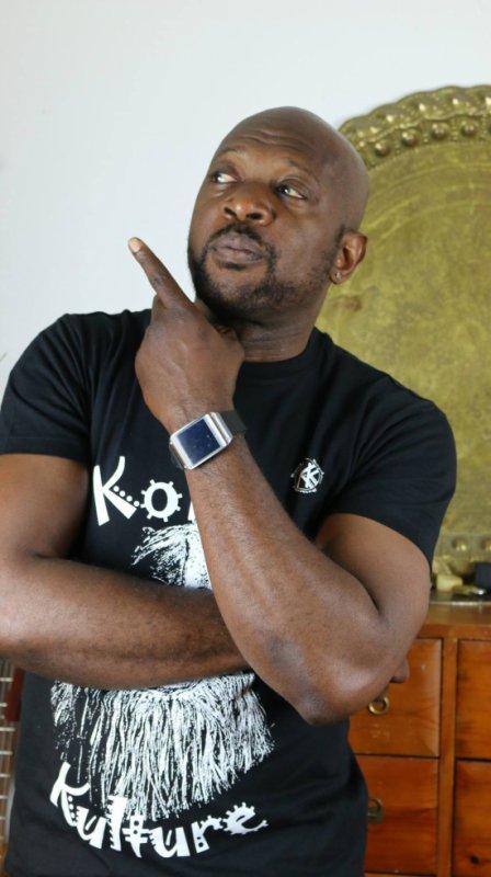 SHOOTING BY KONGO KULTURE