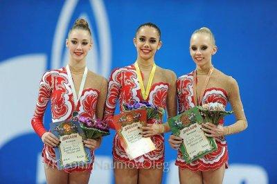 Grand prix de Moscou 2014