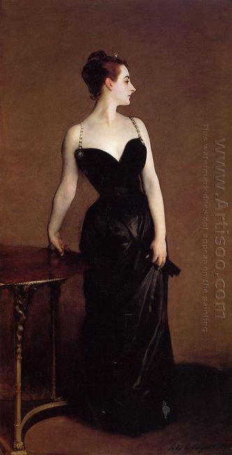 Madame X conosciuto anche come Madame Pierre Gautreau