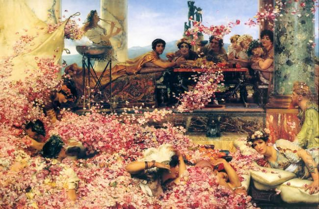 Most popular Sir Lawrence Alma-Tadema Oil Paintings