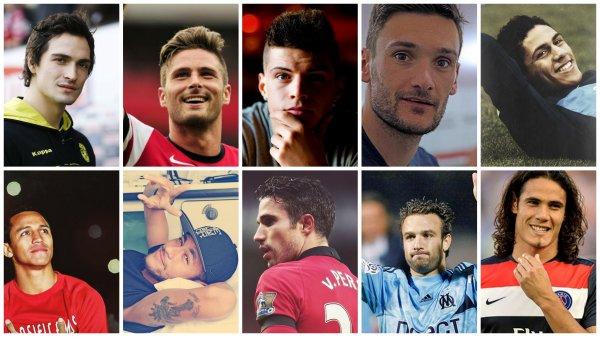 LUL'S MAN : TOP10 Coupe du Monde ♥