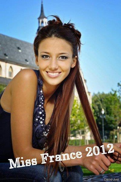 Miss france 2012