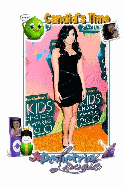 Article spécial-flash-back Kid Choice Awards !
