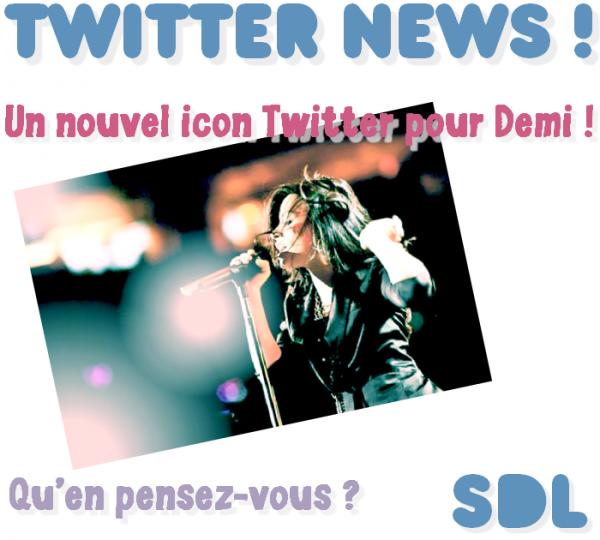 Twitter's news !