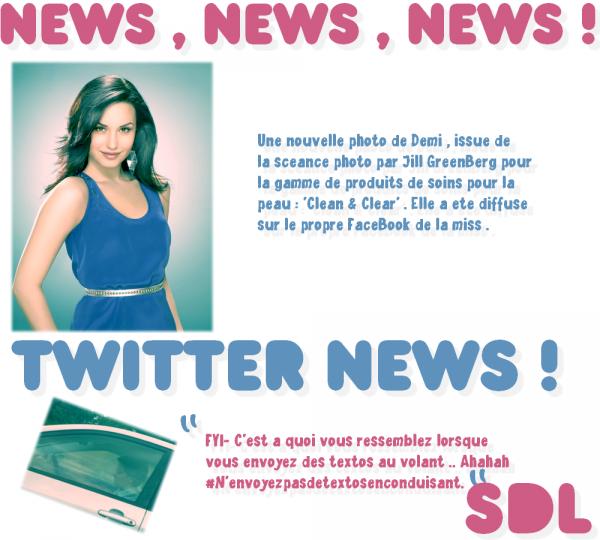 News, Twitter's & Seventeen's time !