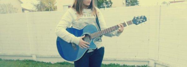 La vie c'est comme un accord de guitare, à force de persévérer on y arrive ...
