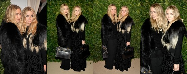 CFDA/Vogue Fashion Fund Awards   Twins Olsen