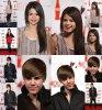 Justin Bieber et Selena Gomez étaient tous les deux à New York City le vendredi soir (Décembre 10).